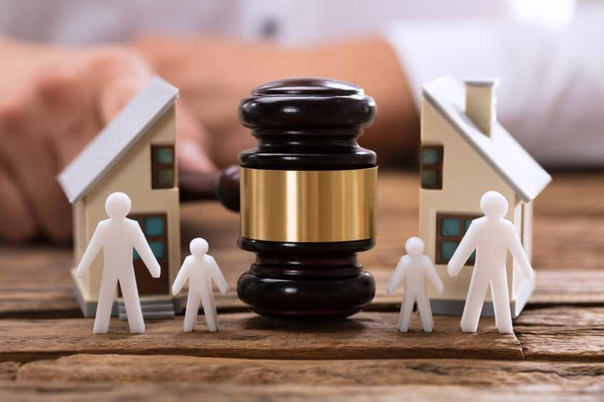 The Court's Allocation of parental responsibilities